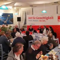 Mehr Kultur wagen: Am politischen Aschermittwoch sprachen Experten über die Kulturlandschaft in Bayreuth. Foto: Alex Bauer