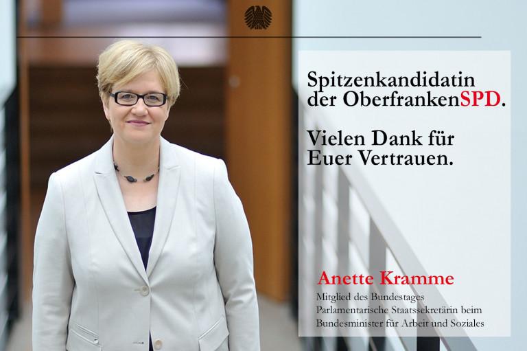 Reihungsparteitag Oberfranken 2021